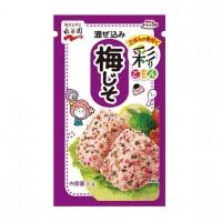 이로도리 밥(밥에 섞어먹는상품) 매실시소 맛 30g
