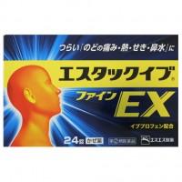 종합감기약 에스탁크 이브 파인EX 24정