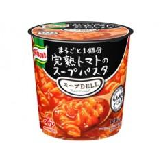 [크노르 스프 DELI] 통째로 1 개분 완숙 토마토 수프 파스타컵