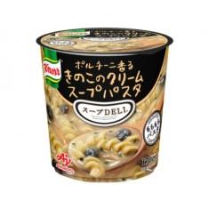 [크노르 스프 DELI] 포르치니 향기 버섯 크림 스프 파스타컵