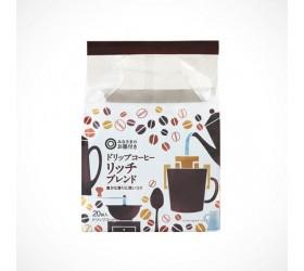 [여러분의 보증]드립 커피 리치브렌드 20봉입